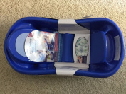 The First Years Sure Comfort Deluxe Newborn To Toddler Tub, Blue (new