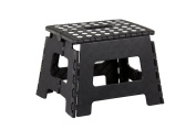 Home Basics Kids Folding Stool with Non-Slip Dots
