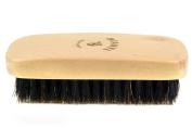 Beard Brush, Pocket Boar Bristle Soft Hair Brush, Best For Grooming, Facial Hair, Moustaches, Balms, Oils and Waxes