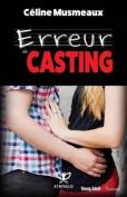 Erreur de Casting [FRE]