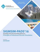 ACM Sigsim Conference on Principles on Advances Discrete Simulation