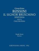 Il Signor Bruschino Sinfonia