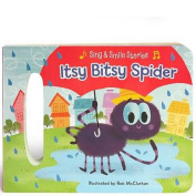 Itsy Bitsy Spider (Sing & Smile Stories) [Board book]