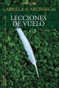 Lecciones de Vuelo: (Poemas) [Spanish]