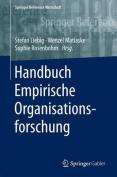 Handbuch Empirische Organisationsforschung [GER]