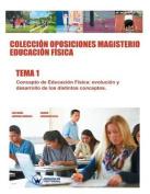 Coleccion Oposiciones Magisterio Educacion Fisica. Tema 1 [Spanish]