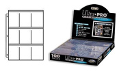 Ultra Pro 9 Pocket Pages Platinum Series