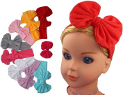 Baby Girl Bow Headbands