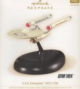 HALLMARK KEEPSAKE U.S.S. ENTERPRISE NCC-1701 2006 MAGIC SOUND & LIGHT