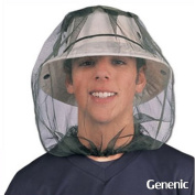 BiliLife Midge Mosquito Head Net Face Protector Travel Camping Outdoor
