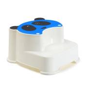 MKOOL Potty Stool Toilet Training Step Stool for Toddler.