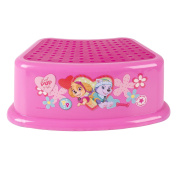 Ginsey Paw Patrol Skye & Everest Step Stool, Pink