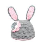 Sankuwen 0-9 Month Baby Girls Boy Photography Crochet Clothes Set