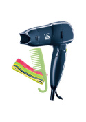 VS Sassoon VSLE821A Sports Active Styling Hair Dryer Pack