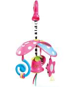 """Tiny Love """"Tiny Princess"""" Pack & Go Mini Mobile - pink/multi, one size"""