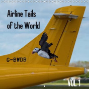 Airline Tails of the World Vol1 2017