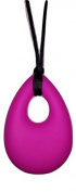 BPA Free Silicone Teething Necklace (Teardrop)