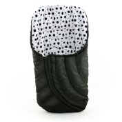 Your Baby 6,100m Bag Chic Black/White