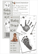 Inkless Baby Hand And Foot Print Kit With Free £5 Online Voucher