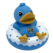 Official Manchester City FC Rubber Dinghy Duck