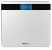 AVANTEK Precision Digital Bathroom Scale with Step-On Technology & Large Easy-to-Read Backlit LCD Precision 0.1kg/0.2lb