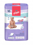 Bella Baby Happy Changing Mat 90 x 60 cm, 4 Pack
