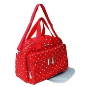 2-Piece Changing Bag for on the go baby Selection of Colours