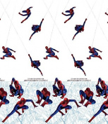 Curtain Panel for Child's Room with Disney Spiderman Motif 126 x 210 cm