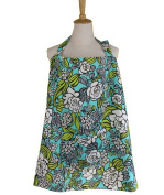 Surblue Organic Breathable Cotton Large Nursing Cover for Breastfeeding Apron