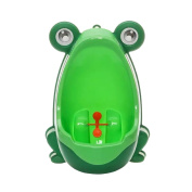 Cute Frog Boys Potty Toilet Trainning For Boys Pee Trainer Bathroom Children Uninal