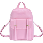 Hugaily Vintage Backpack Casual Travel Bag College Schoolbag for Women & Girl