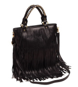 Toyobuy Women Tassels Shoulder Casual Hobo Handbag Messenger Bag