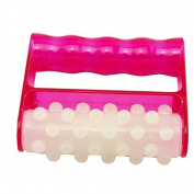Vinmax Handle Wheels Cell Massage Roller Body Leg Roller Slimming Fat Control Anti Cellulite Fatigue Relief