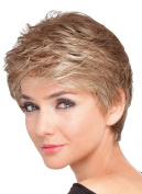 Wig Spring Mono - Ellen Wille Short Kunsthaar - Brunette, Blonde/Red/Grey/Black