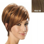 Angled Cut Synthetic Wig by Jessica Simpson Hairdo - R14-25 Honey Ginger