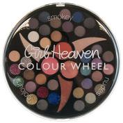 Girl Heaven Eyeshadow & Make-Up 48 Colour Wheel