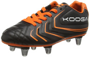 Kooga Boys' Warrior 2 Junior Rugby Shoes