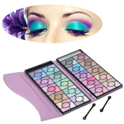 CINEEN 100 Colours Eyeshadow Eye Shadow Palette Makeup Kit Set Make Up Professional Box