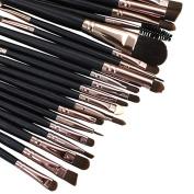 Bomien Soft Powder Foundation Eyeshadow Eyeliner Lip Makeup Brushes Make Up Sets 20 pcs