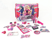 Barbie Squad Mission Complete Beauty Spy Case