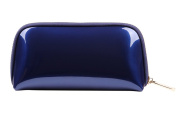 Famoby Pu leather Cosmetic Makeup Bag for women