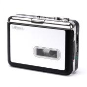 USB Cassette Tape to MP3 Converter, Aonokoy Inc USB Digital Cassette Player With Headphones