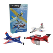 Paladone PP2940DIS Discovery Channel Stunt Plane Set