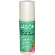 Jason Natural Soothing Aloe Vera Deodorant Roll On 85g