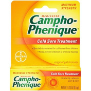 Campho-phenique Cold Sore Treatment with Drying Action, 5ml by Campho-phenique