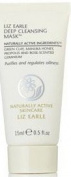 Liz Earle Deep Cleansing Mask 15ml - travel size with 2 sponges