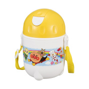 Anpanman AL with straw water bottle K-929