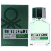 Benetton United Dreams Be Strong By Benetton Edt Spray 100ml