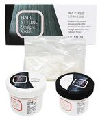 Korea Cosmetic ARITAUM Hair Relaxer(DIY KIT) Straight Cream for curly Hair
