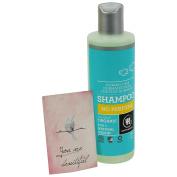 URTEKRAM - Organic No Perfume Shampoo - Mild cleansing for sensitive skin types - VEGAN